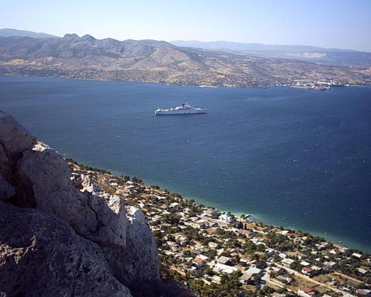SV8GGI Mpatsi Village, Salamina Island, Greece