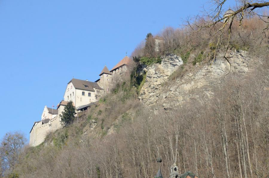 HB0/DJ2AX Liechtenstein