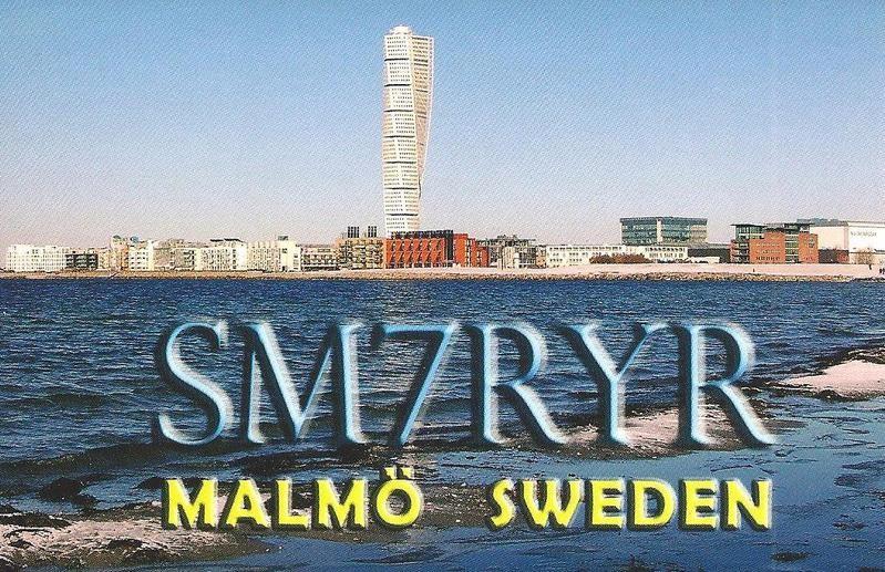 7S7SOP Malmo, Sweden