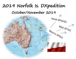VK9NE VK9NC VK9NG Kingston, Norfolk Island