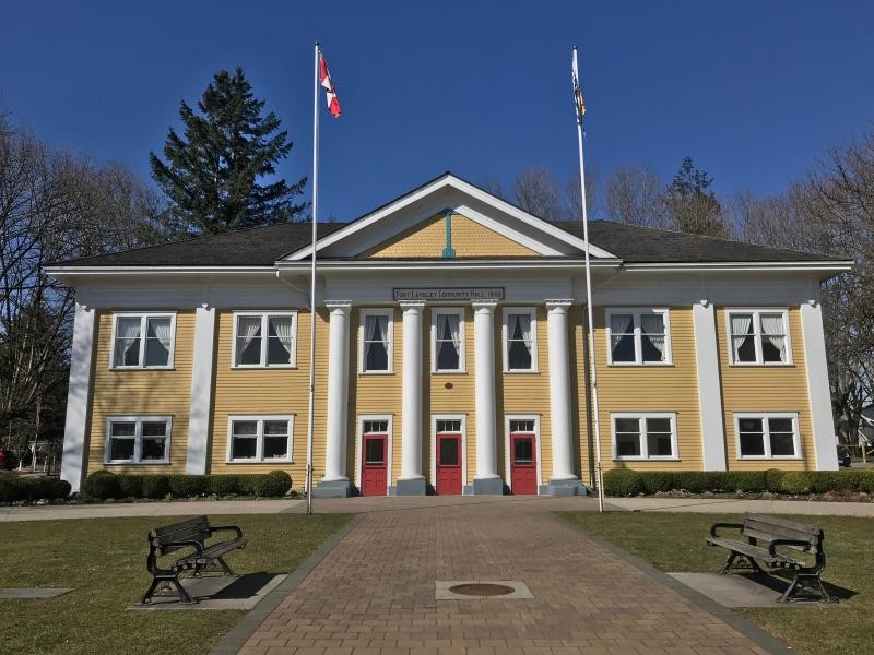VC7FL Fort Langley, Canada