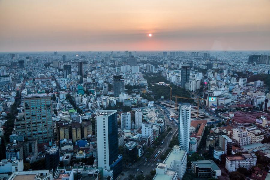 XV2M Ho Chi Minh, Vietnam