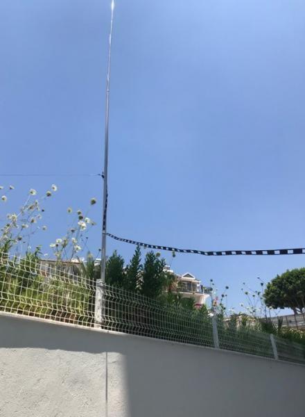 TA4/OK6DJ Antaliya, Turkey Antenna