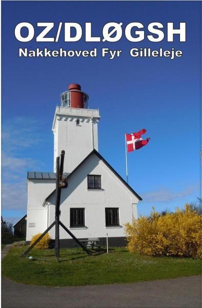 OZ/DL0GSH Gilleleje, Denmark