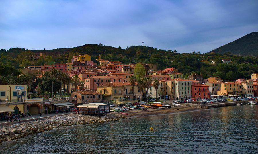 IA5/HB9HBT Elba Island, Italy