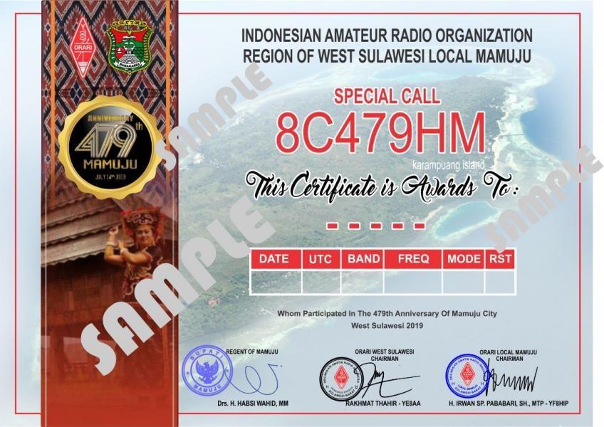 8C479HM Mamuju, Karampuang Island, Indonesia