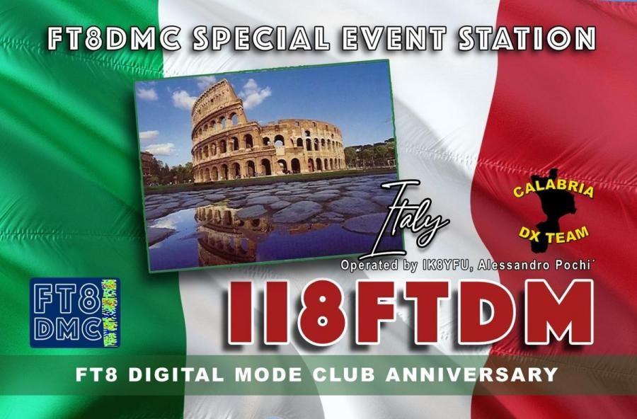 II8FTDM Polistena Italy