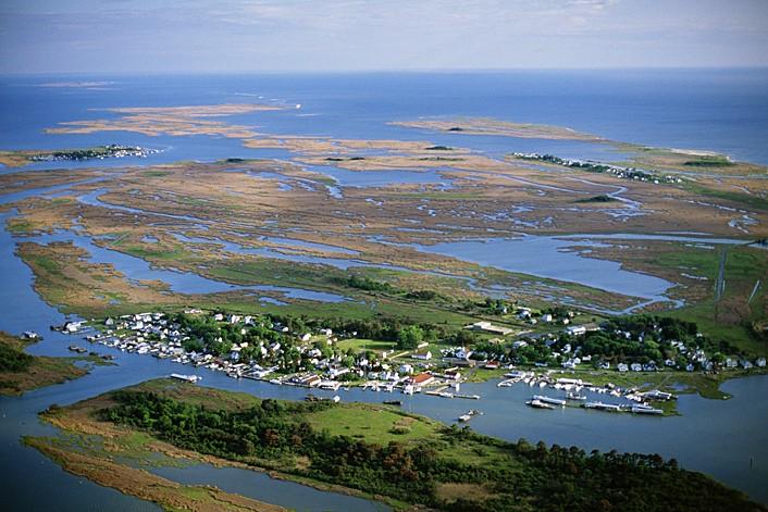 NY3A/3 Smith Island, Maryland, USA