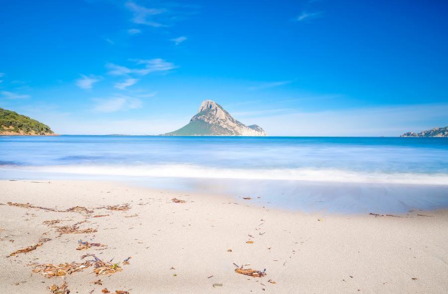 IS0/OE2UKL Tavolara Island, Sardinia Island