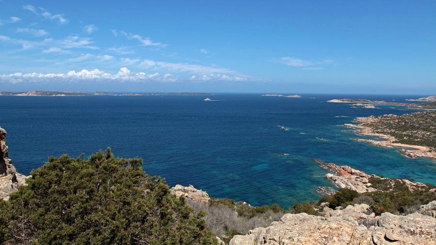 IM0/IU4HRJ Maddalena Island