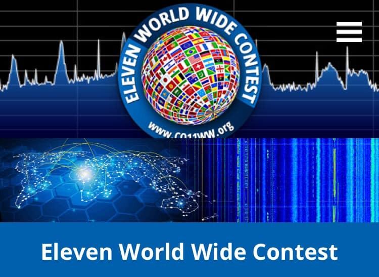 1AT/HQ Eleven World Wide Contest