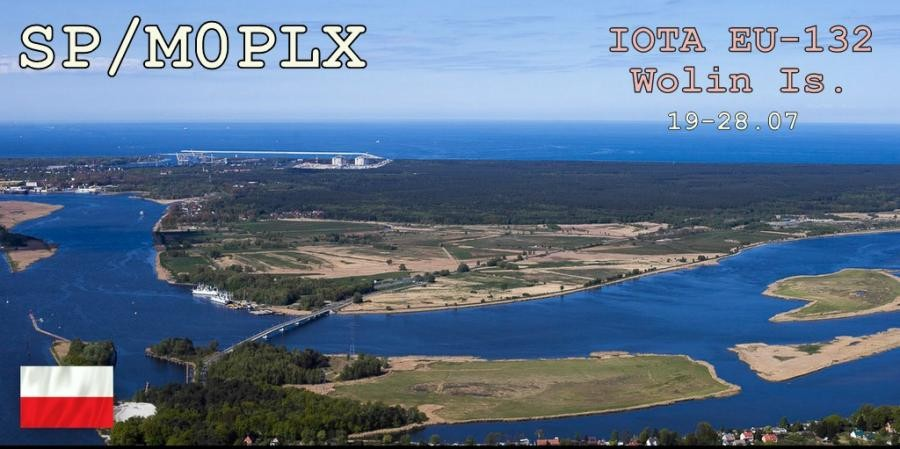 SP/M0PLX Wolin Island