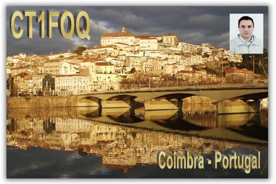 CR6F CQ7F Coimbra, Portugal