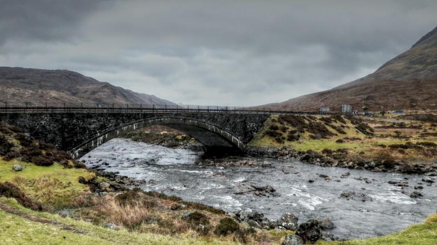 GM7WCO/P Isle of Skye, Scotland
