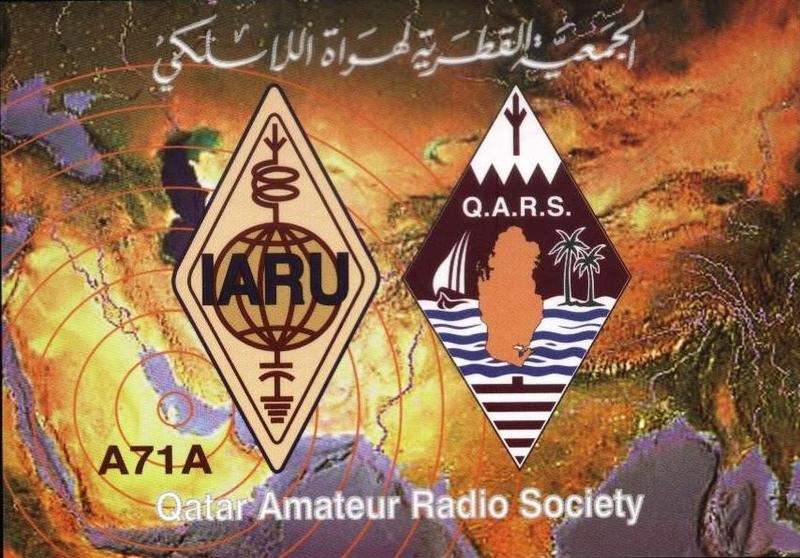 A71HQ Qatar Amateur Radio Society