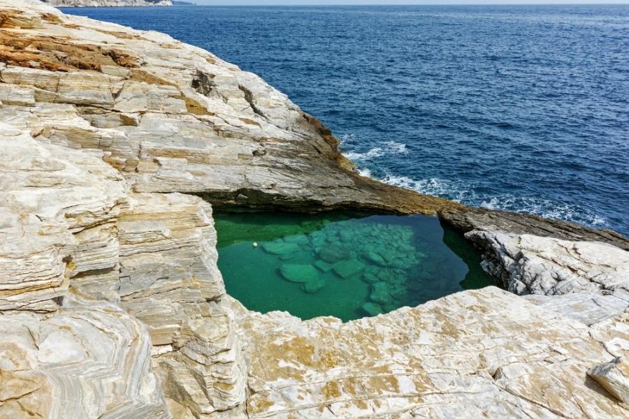 SW8YA Thassos Island, Greece