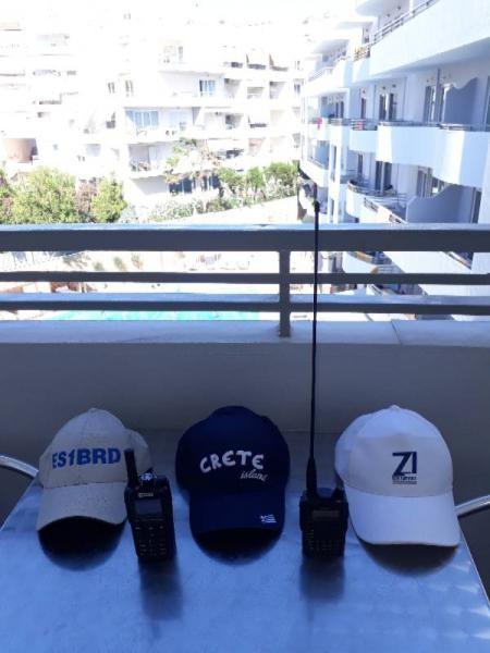 SV9/ES1BRD/P Crete Island 22 July Image 2