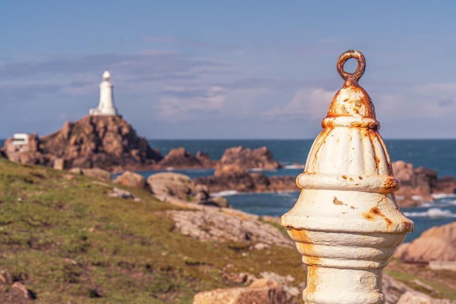 MJ/OK3RM Corbiere Lighthouse, Jersey Island