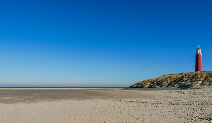 PH38EU Lighthouse, Texel Island, Netherlands