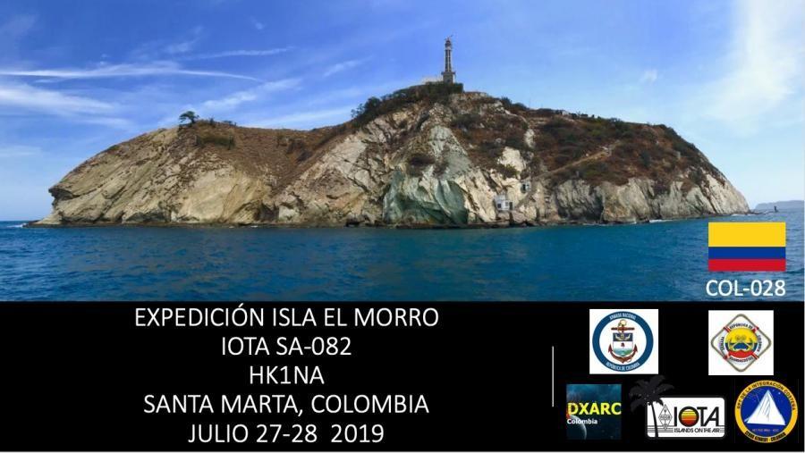 5K2M Isla El Morro, Colombia
