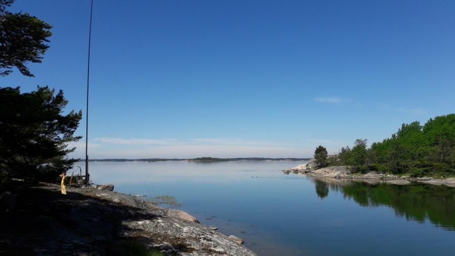 OH9W/1 Berghamn Island OG1N QTH IOTA Contest
