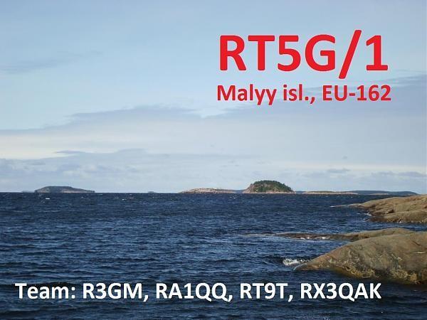 RT5G/1 Malyy Island