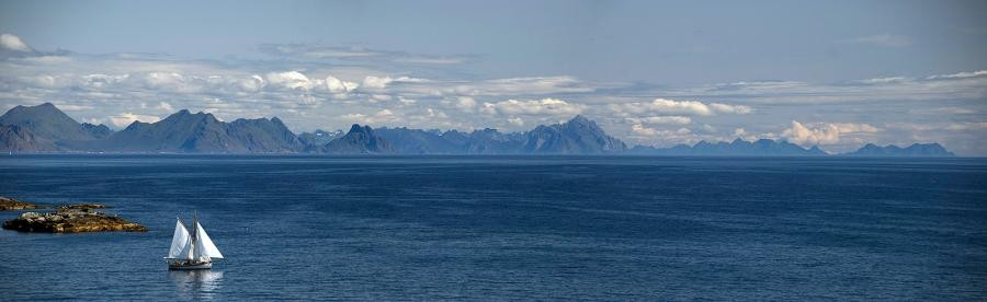 LA/DK8WG/P Lofoten Islands, Norway