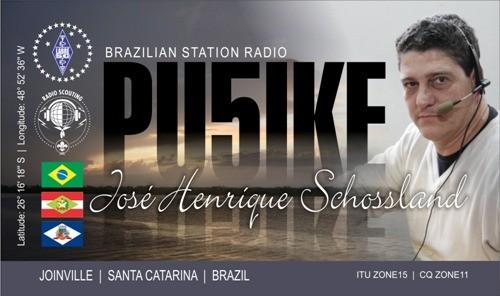 PU5IKE/QRP Remedios Island, Santa Catarina, Brazil