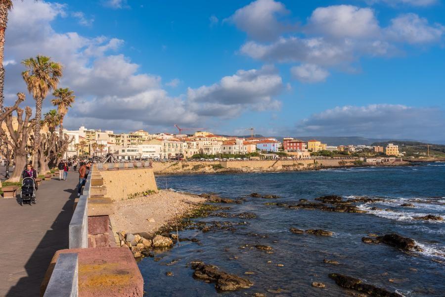 IS0/IK5EKB Alghero, Sardinia Island