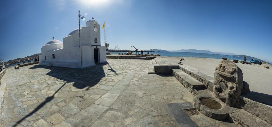 SV8/LB6NI Aegina Island, Greece