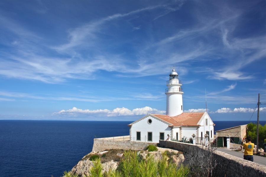 EA6/DK5ON Cap de Pera Light House Balearic Islands