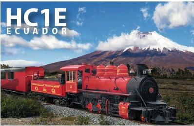 HC1E Quito, Ecuador