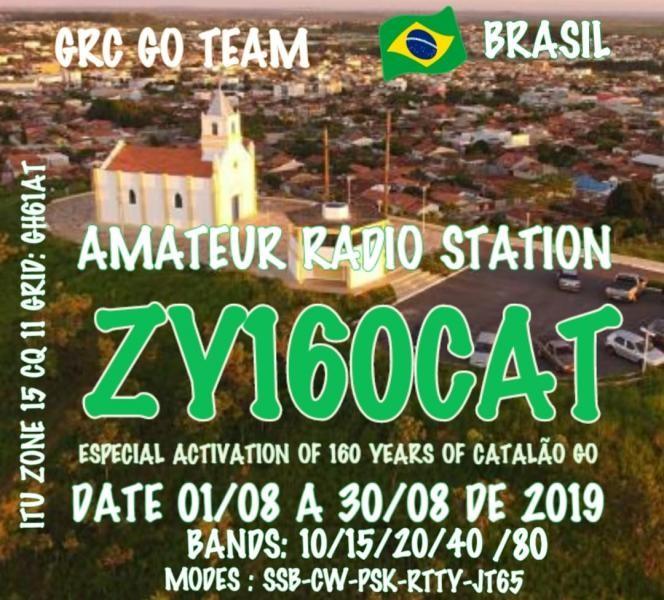 ZY160CAT Catalao, Goas, Brazil