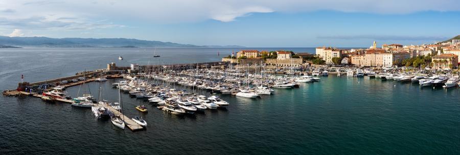TK5CSE Ajaccio, Corsica Island