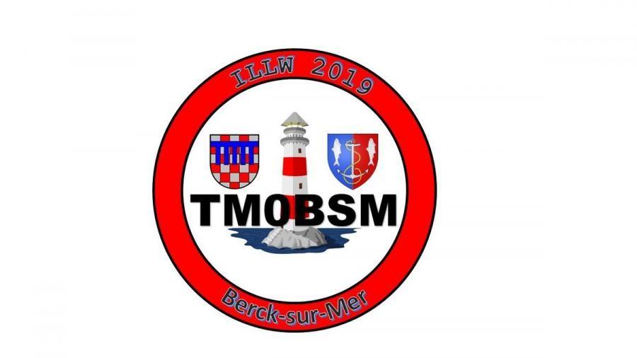 TM0BSM Berck Sur Mer, France Logo