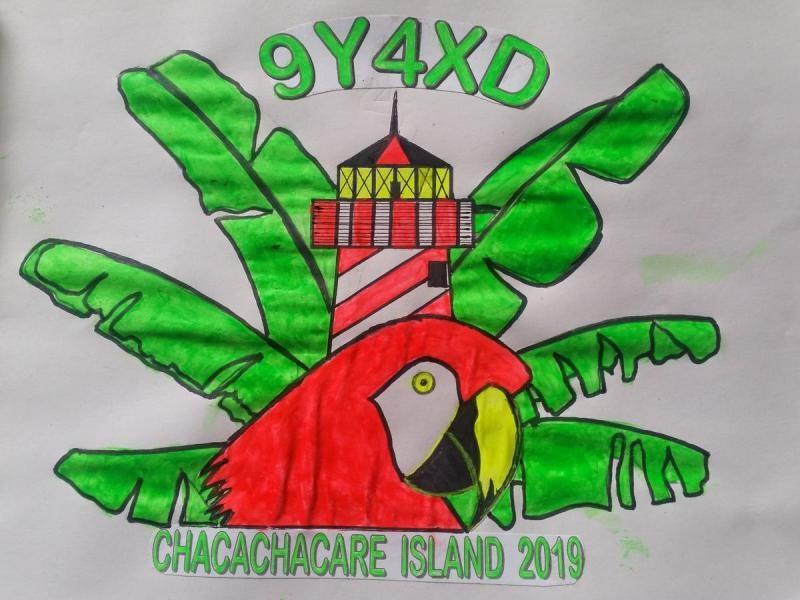 9Y4XD Chacachare Island, Trinidad and Tobago DX News