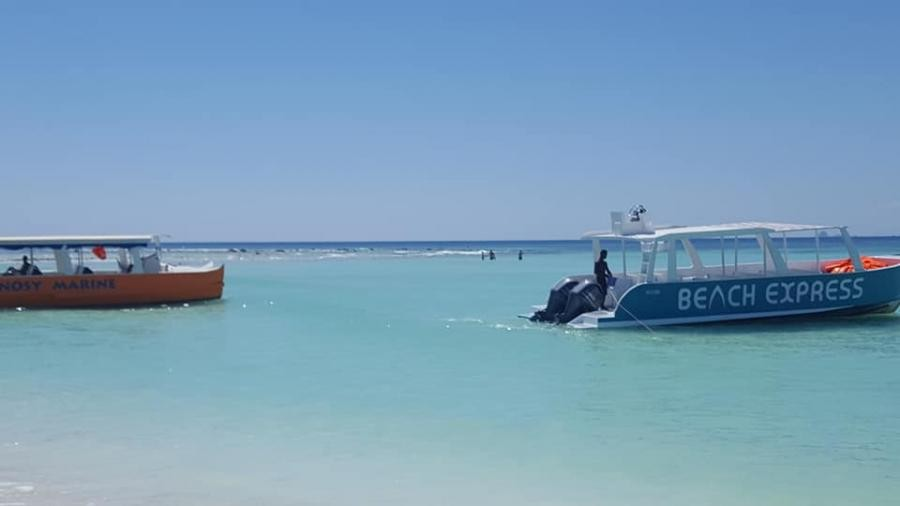 5R8PX Nosy Be Island, Madagascar 14 August 2019 Image 1