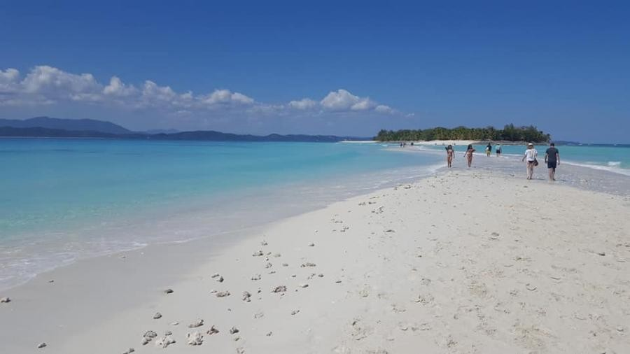 5R8PX Nosy Be Island, Madagascar 14 August 2019 Image 2