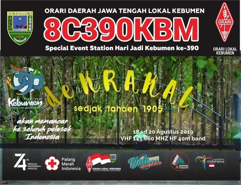 8C390KBM Kebumen, Indonesia