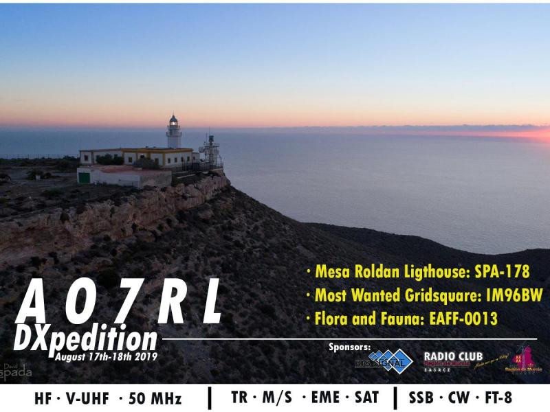 AO7RL Mesa de Roldan Lighthouse, Spain