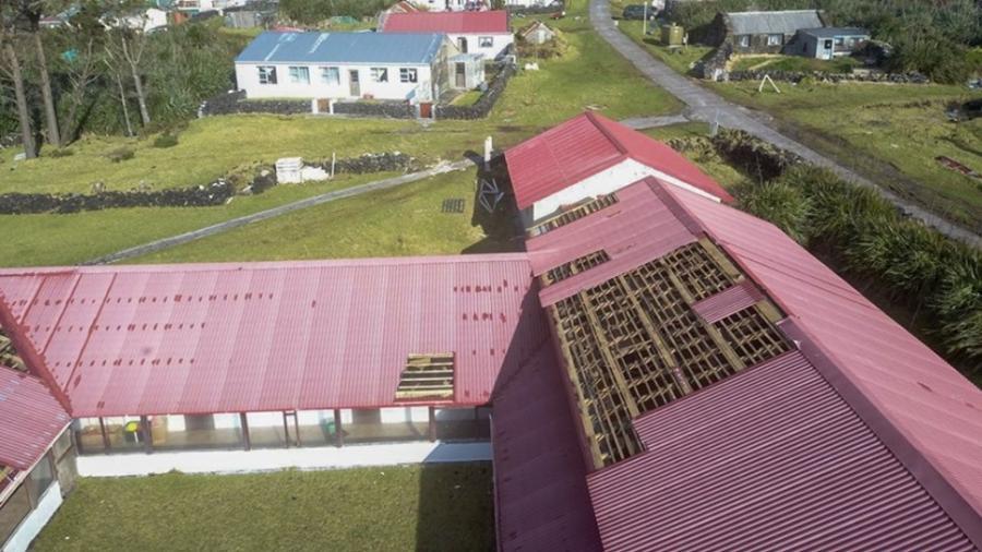 Tristan da Cunha Emergency Fund Appeal