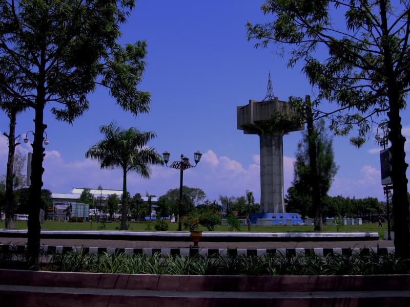 7A2A Simpang Lima, Purwodadi Grobogan, Java, Indonesia.