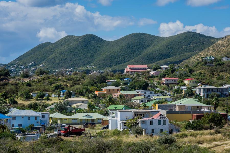 FS/VA3DF Saint Martin Island