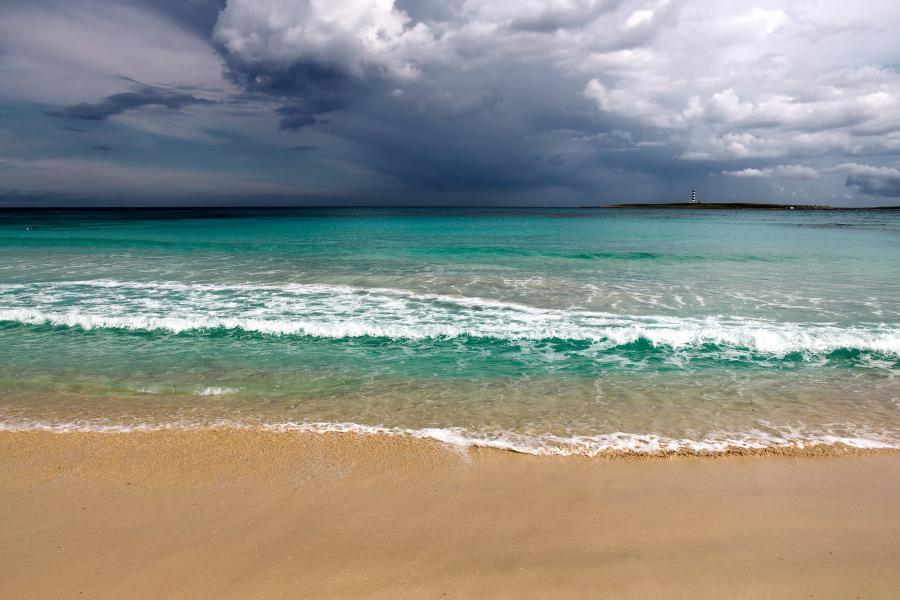 EA6/IU2IBU Punta Rima, Minorca Island, Balearic Islands