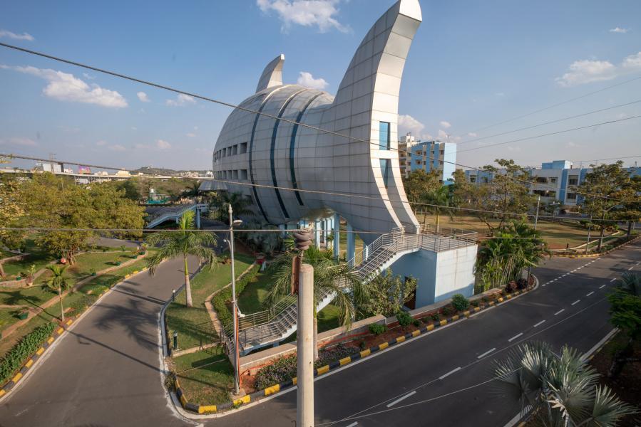 AU19HFI Hyderabad, India