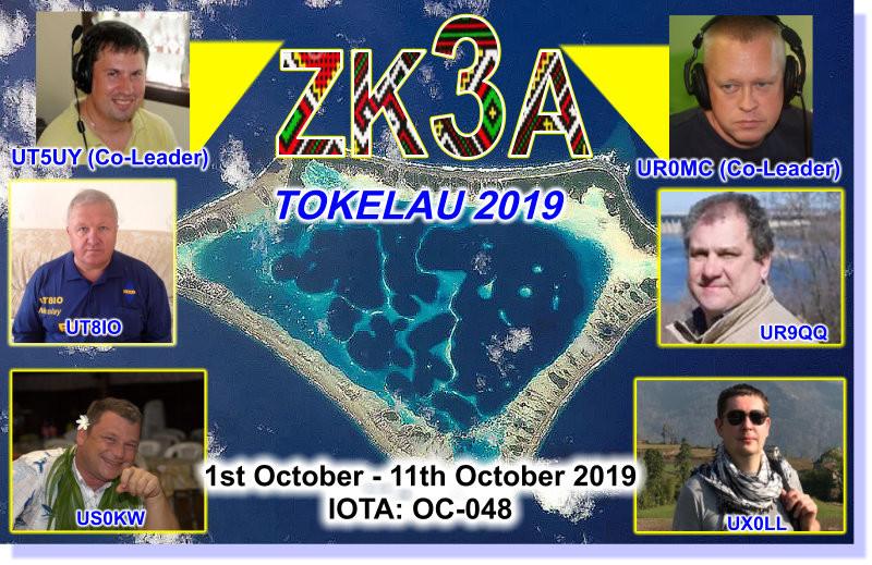 ZK3A Tokelau Award