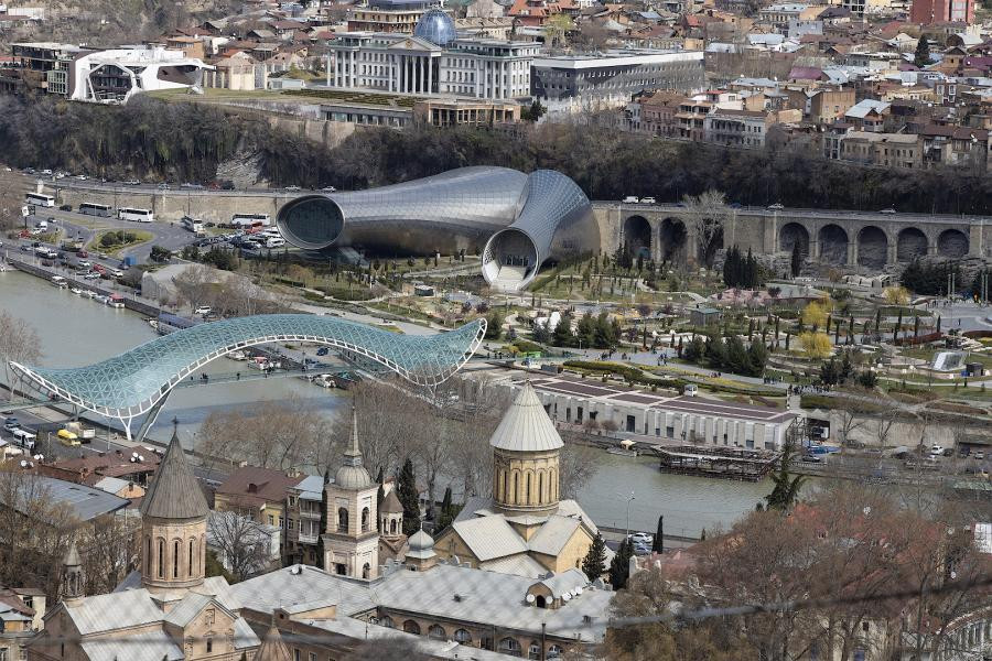 4L/KU1CW Tbilisi, Georgia