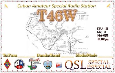 T46W Cayo Santa Maria Island, Cuba