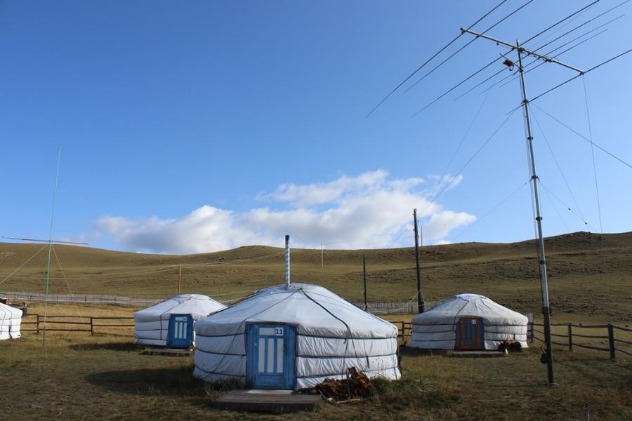 JT7A Khovsgol Nuur National Park, Mongolia. QTH