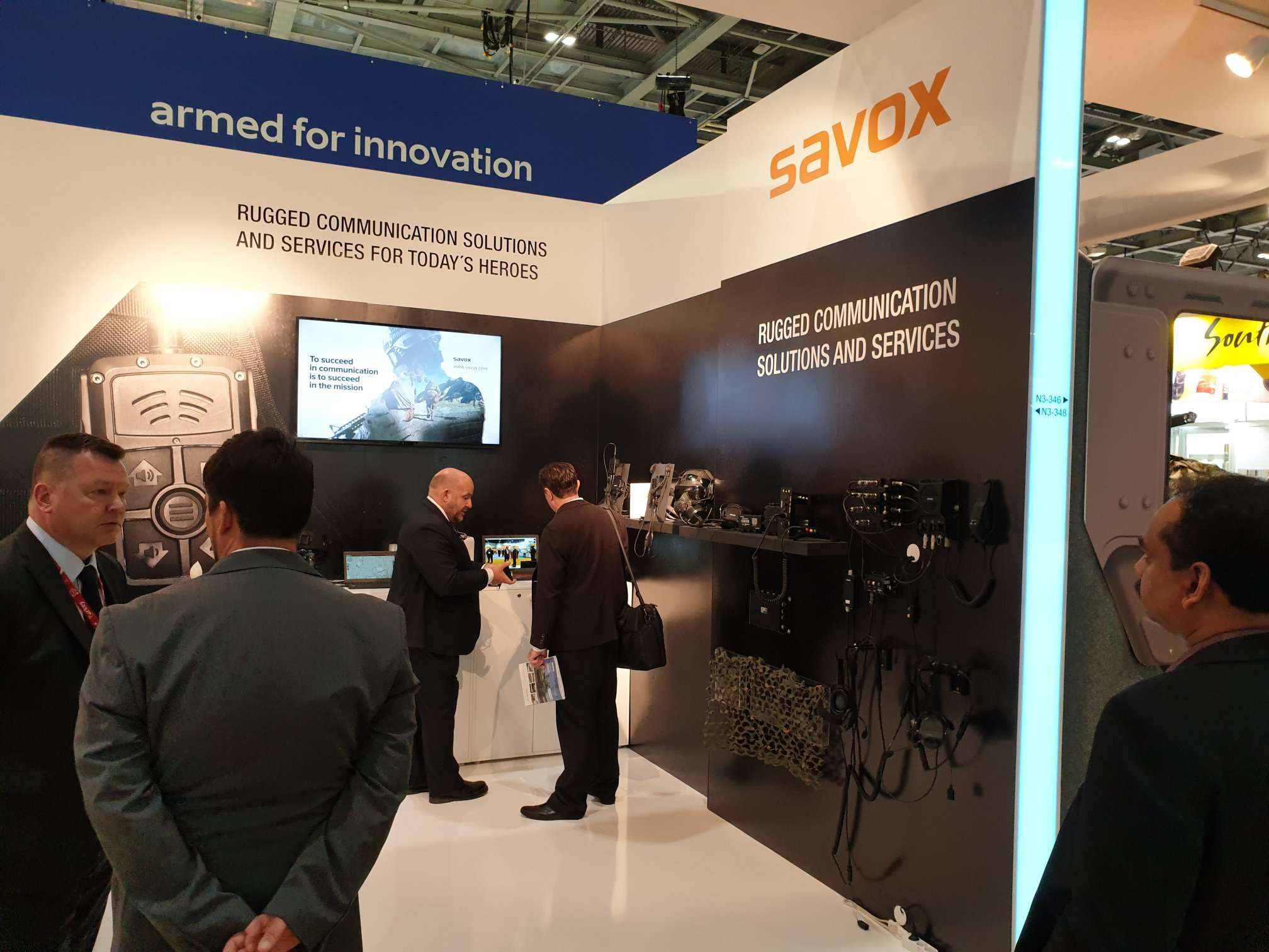 SAVOX DSEI 2019 London